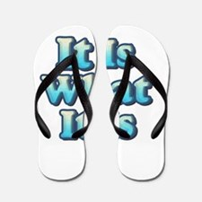 It is What It Is 2 Flip Flops