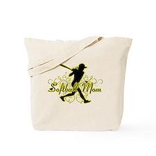 Softball Mom (player) Tote Bag