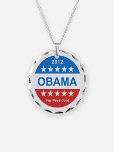 OBAMA SHOPS: Necklace