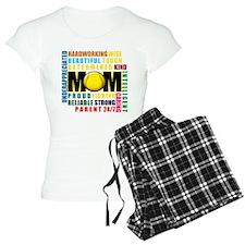 A Softball Mom Pajamas