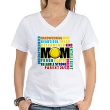 A Softball Mom Shirt