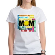 A Softball Mom Tee