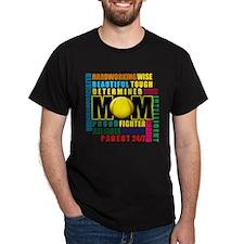A Softball Mom T-Shirt