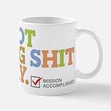Relax Day Shirt Mug