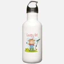Country Girl Water Bottle