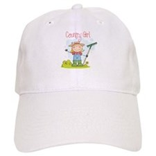Country Girl Baseball Cap
