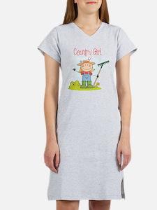 Country Girl Women's Nightshirt