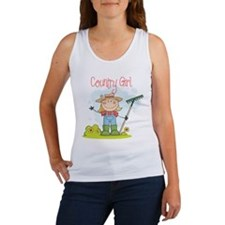 Country Girl Women's Tank Top