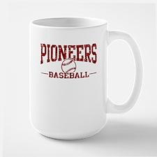 Pioneers Baseball Large Mug