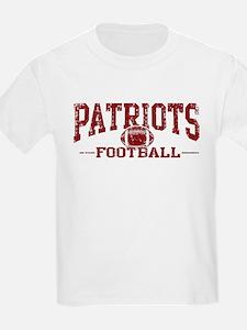 Patriots Football T-Shirt