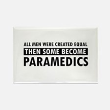 Paramedic design Rectangle Magnet