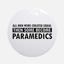 Paramedic design Ornament (Round)