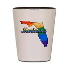 Marianna, Florida, Gay Pride, Shot Glass
