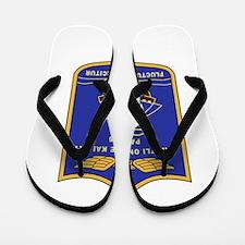 Cute Escadrille Flip Flops