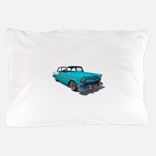 '56 Chevy Bel Air Pillow Case