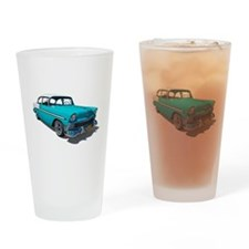 '56 Chevy Bel Air Drinking Glass