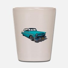 '56 Chevy Bel Air Shot Glass