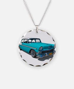 '56 Chevy Bel Air Necklace