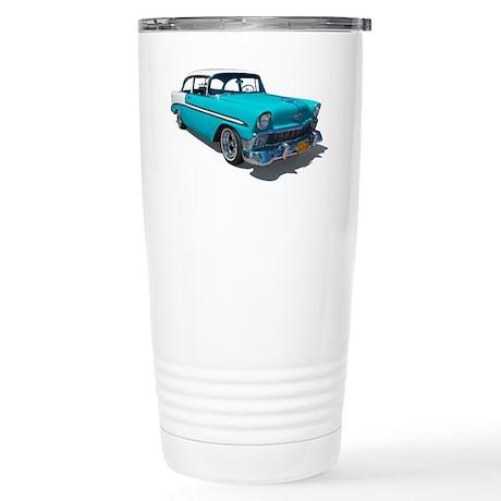 '56 Chevy Bel Air Stainless Steel Travel Mug