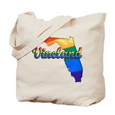 Vineland, Florida, Gay Pride, Tote Bag