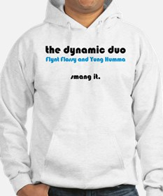 the dynamic duo Hoodie