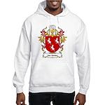 Van Santen Coat of Arms Hooded Sweatshirt