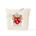 Van Santen Coat of Arms Tote Bag