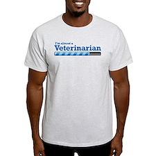 I'm almost a Veterinarian T-Shirt