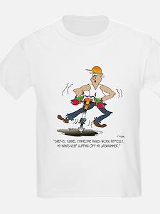 CARP-el Tunnel Syndrome T-Shirt