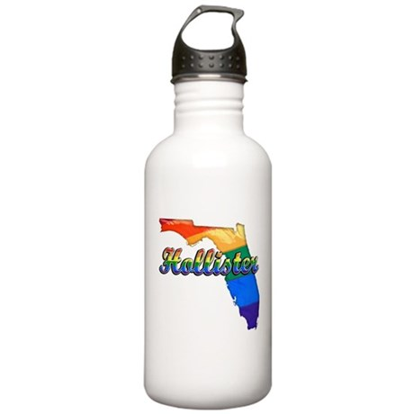 Hollister, Florida, Gay Pride, Stainless Water Bot