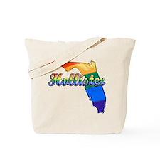 Hollister, Florida, Gay Pride, Tote Bag