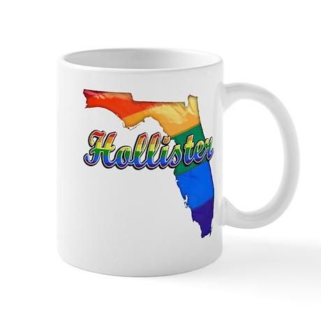 Hollister, Florida, Gay Pride, Mug