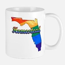 Homestead, Florida, Gay Pride, Mug
