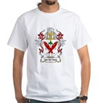Van der Salm Coat of Arms White T-Shirt