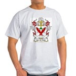 Van der Salm Coat of Arms Ash Grey T-Shirt