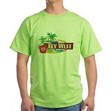 Key west Green T-Shirt