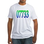 07773 Teaneck Fitted T-Shirt