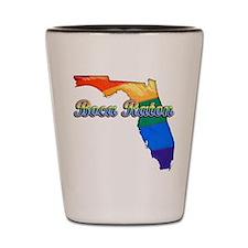 Boca Raton, Florida, Gay Pride, Shot Glass