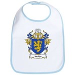 Van Ryn Coat of Arms Bib