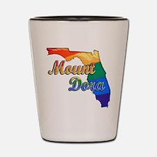 Mount Dora, Florida, Gay Pride, Shot Glass