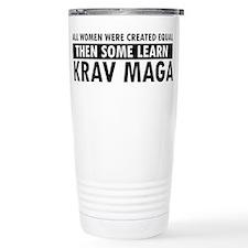 Krav Maga design Travel Mug