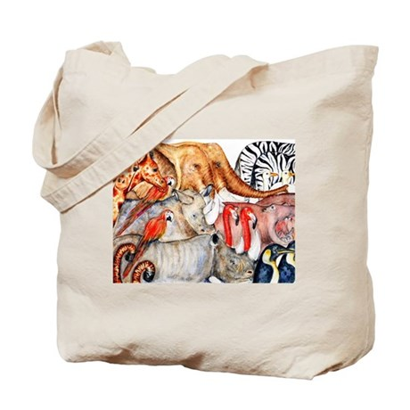 Two by Two ~ Tote Bag