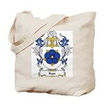 Ruysch Coat of Arms Tote Bag