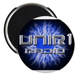 """UNIR1 RADIO 2.25"""" Magnet (100 pack)"""