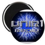 """UNIR1 RADIO 2.25"""" Magnet (10 pack)"""