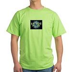 UNIR1 RADIO Green T-Shirt