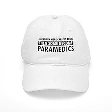 Paramedic design Baseball Cap
