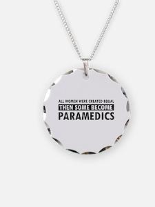 Paramedic design Necklace