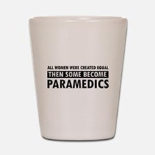 Paramedic design Shot Glass