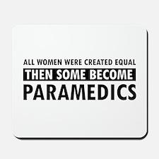 Paramedic design Mousepad